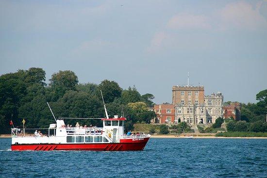 Poole Harbour og Island Cruise fra Poole