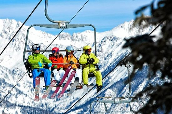 Breckenridge Sport Ski Rental Package...
