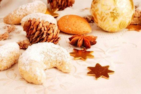 Salzburg Christmas Cookies och Apple ...