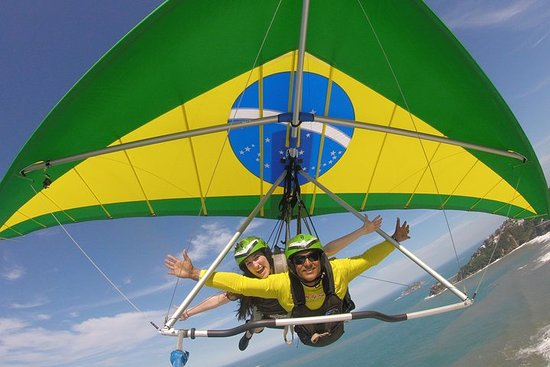 Hang Gliding and Paragliding...