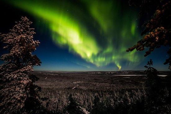 Sortie photographie des aurores...