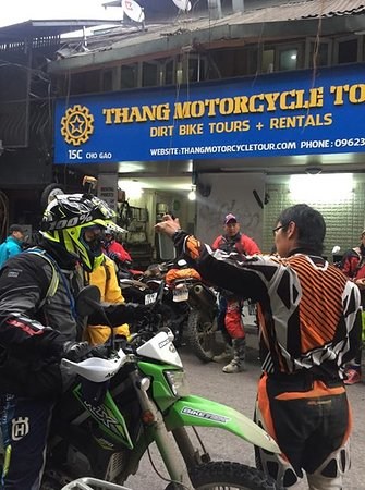 Our Happy Customers, reached back from 10 days dirtbike tour. thank you for choosing our service.customer experience and satisfaction as our priority.we look forward to seeing you again.