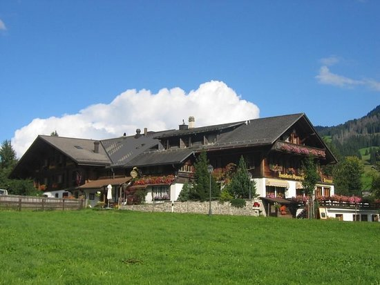 Schonried, Suiza: Exterior