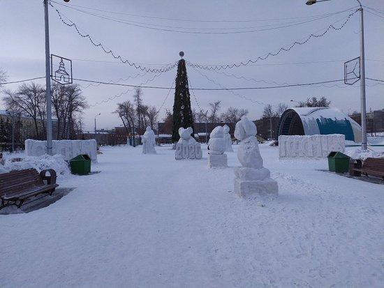 Bilde fra Novokuznetsk