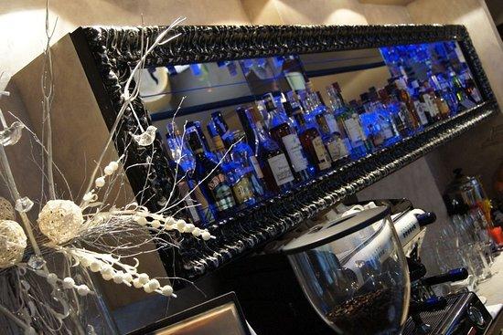 Brzeg, โปแลนด์: Bar/Lounge