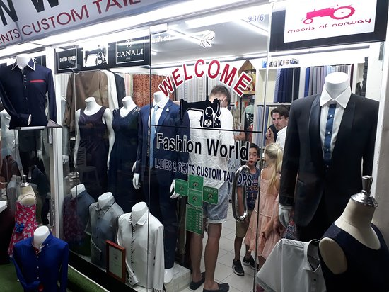 Fashion World Tailor Kamala