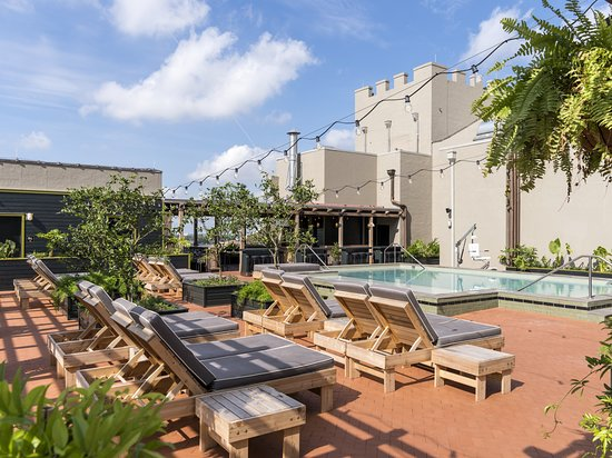 Ace Hotel New Orleans, hoteles en Nueva Orleans
