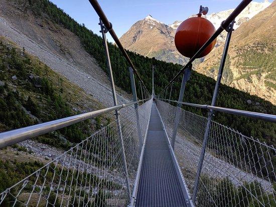 World's Longest Suspension Foot Bridge