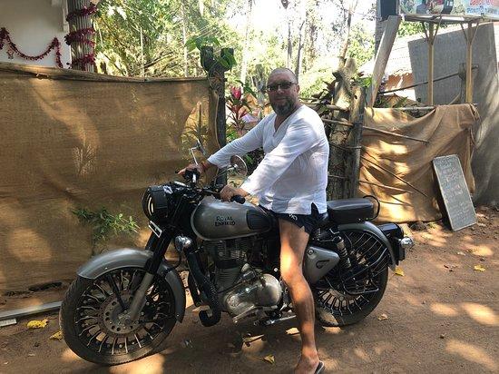 Goa, India: Пляж Агонда