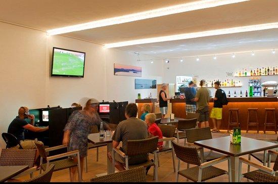 Playa de Pals, Spanien: Bar Mini Golf