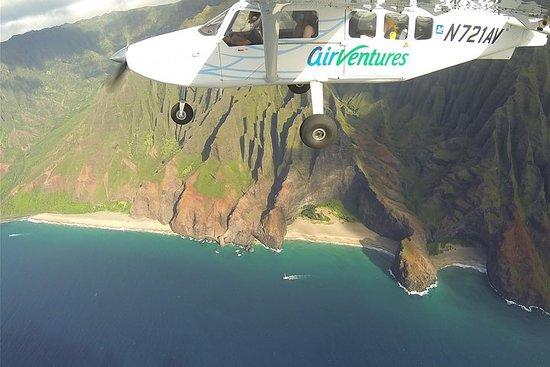 Vol au-dessus de toute l'île de Kauai