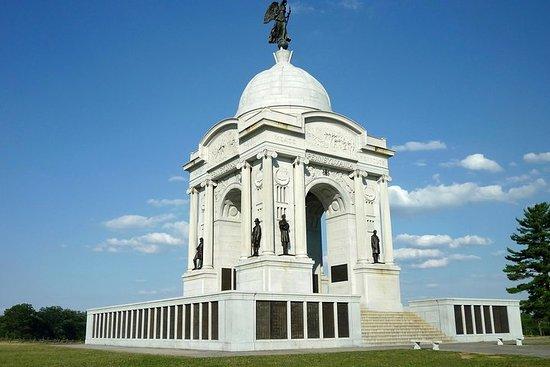 Gettysburg Battlefield Bus Tour via lukket buss