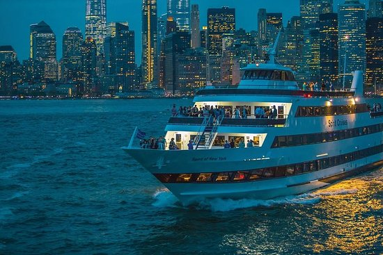 Spirit of New York Dinner Cruise with...