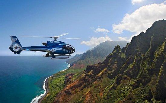 Écoaventure à Kauai avec sortie en...