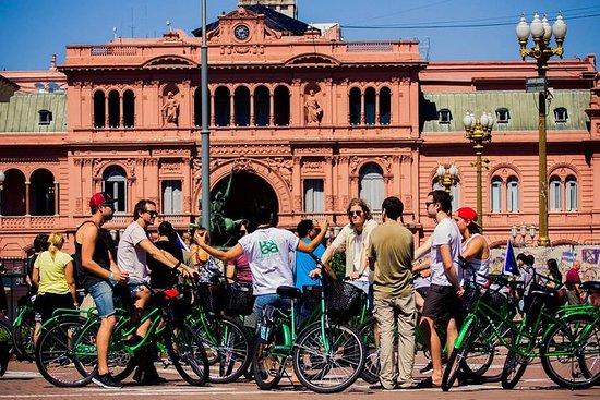 Fahrradtour im Süden von Buenos Aires...