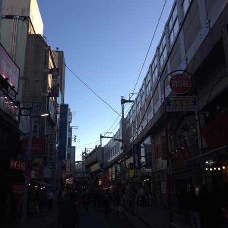 Okachimachi Ekimae Street