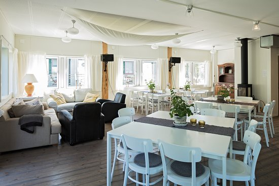 Svartso, Suecia: Diningroom, feel at home!