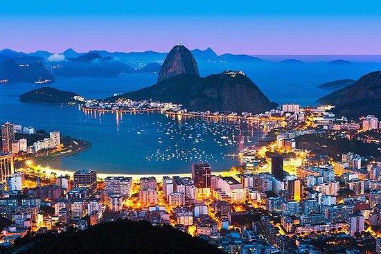 Stadstour van Rio de Janeiro met lunch