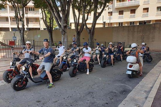Tourism Activity Marseille