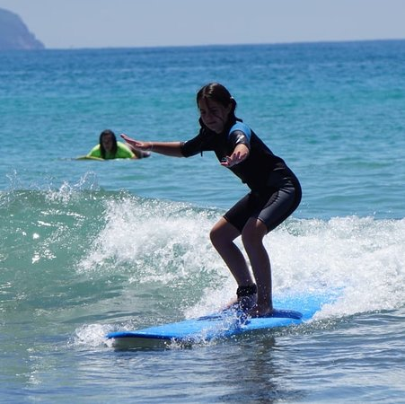 Nexus Surf Escola