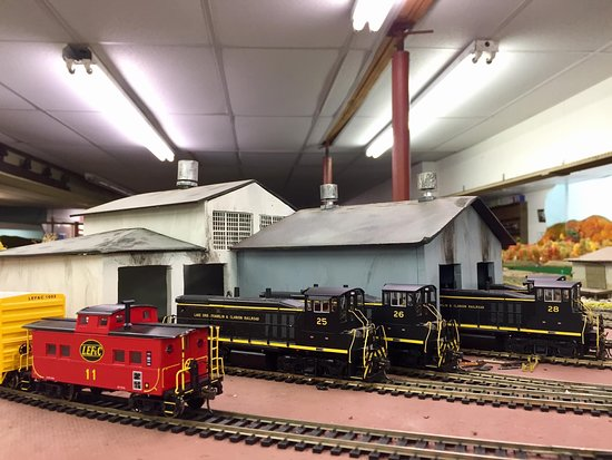 Clarion Model Railroad Club