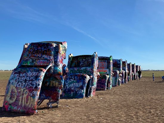 Cadillac Ranch Amarillo 2020 All You Need To Know