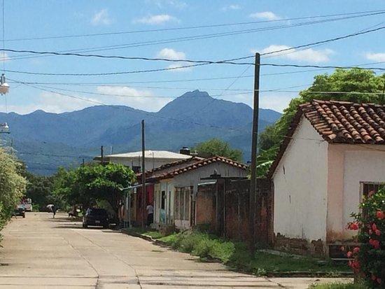Vista del Pueblo de Zanatepec