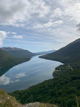 Lago Escondido صورة فوتوغرافية