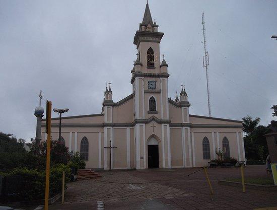 Paróquia São João Batista - Igreja Matriz
