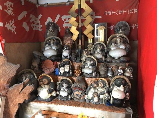 Joraku-ji Temple  Temple Rokkakudo Inari Daimyojin