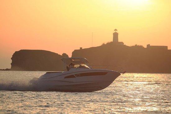 Privé speedboottocht in Dubrovnik