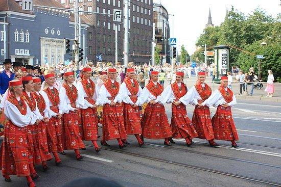 Tallinn Highlights Excursion à terre...