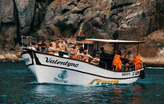 Embarcação Valentyna