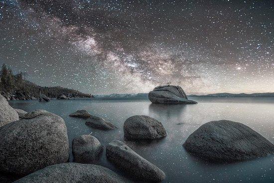 Tour di osservazione delle stelle sul lungolago