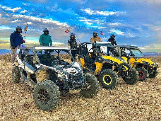 Helendale, CA: Wild Desert SxS Tours