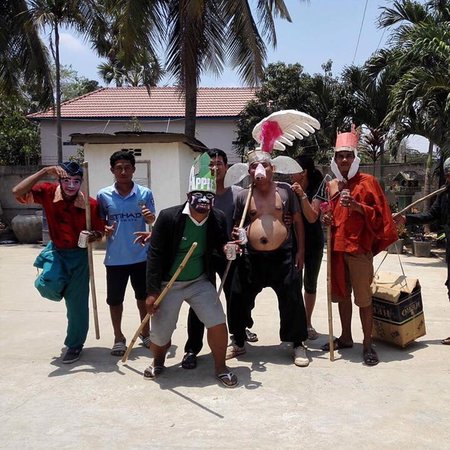 Prey Veng, Cambodja: New jock new year