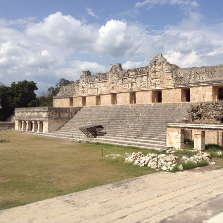 Uxmal, Kabah, Sayil, and Labna Ruins - Our First Mayan ...