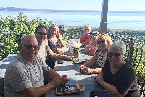 Cata de vinos en el lago Balaton Tour...