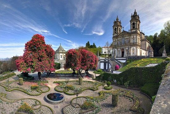 Day trip to Braga and Guimarães from...