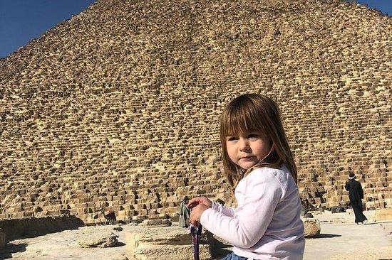 Pyramider i Giza og Egyptisk museumstur