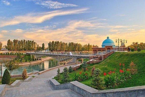 Visite de la ville verte de Tachkent