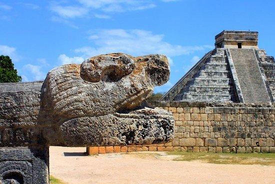 Tour Chichen Itza Classic fra Cancun