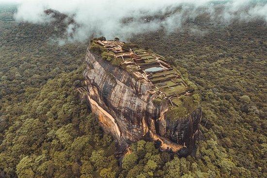 "Private 1 day Tour ""Sigiriya & Dambulla..."