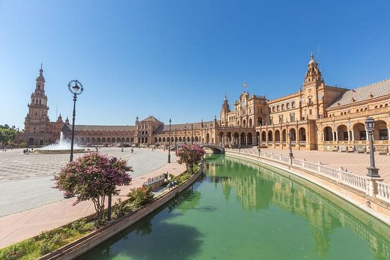 Visite de Séville et shopping...