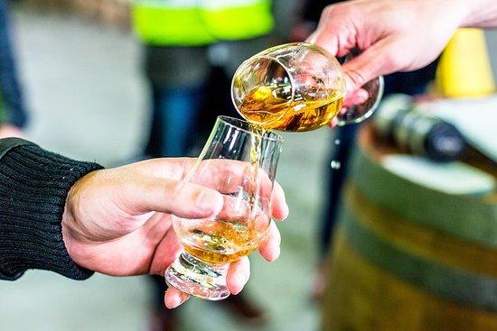 Tour de la destilería de whisky de...