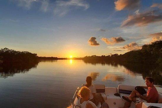 Coucher de soleil et Bio Bay La Parguera