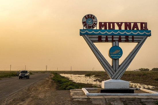 Muynak One Day Tour from Nukus