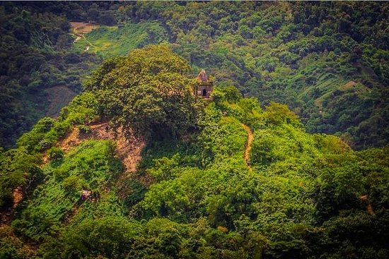 Site de pèlerinage des hindous et des bouddhistes