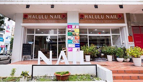 Halulu Nail
