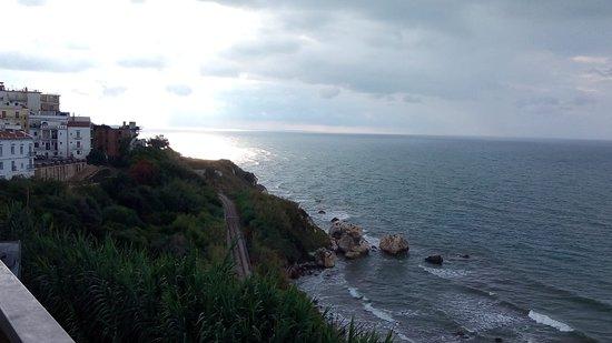 Gargano Peninsula, Italie : Albeggia .....